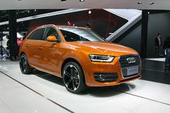 2014北京车展:奥迪Q3 1.4T售24.98万起