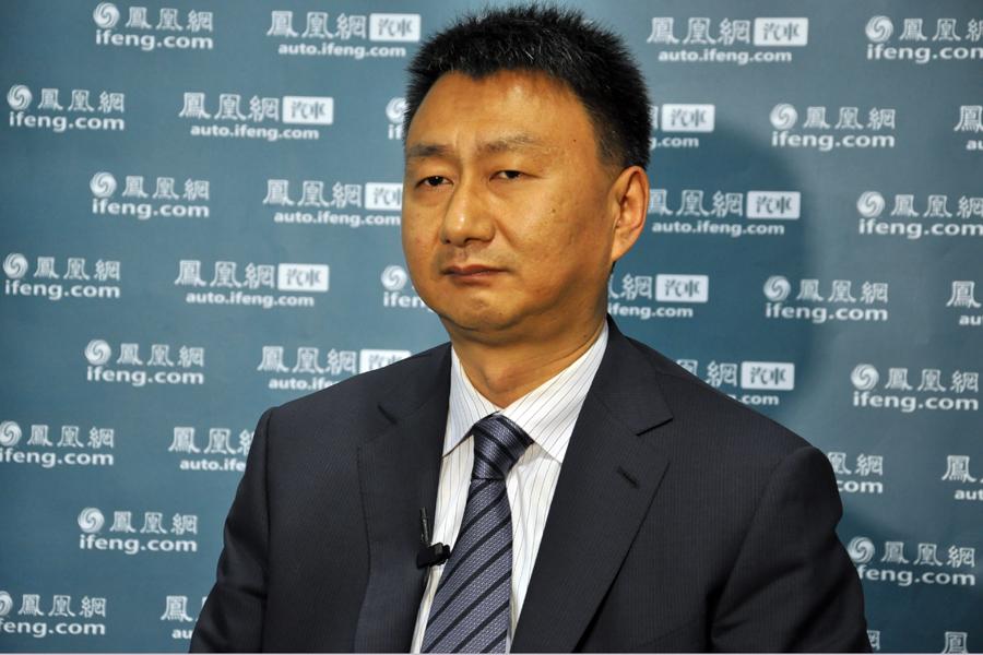 田青久:2014是一马品牌年 年销15万辆