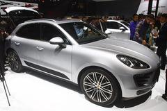保时捷Macan 2.0T车型售价 55.8万元起