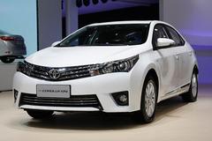 2014北京车展新车静态评价:丰田卡罗拉
