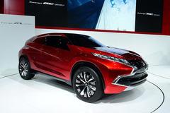 北京车展首发概念SUV 未来发展趋势蓝本