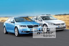 斯柯达大众新车对比前瞻 将推XL版途观
