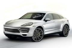 保时捷将推卡宴Coupe 计划2015年上市
