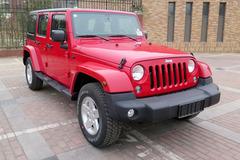 Jeep牧马人2.8T柴油版上市 售42.99万元