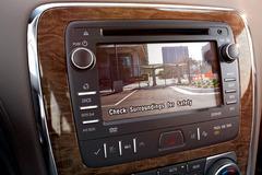 2015款别克全系车型将配备后视摄像头