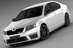 斯柯达将推限量版明锐RS 将于明年上市