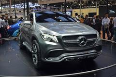 全新奔驰ML Coupe信息曝光 2015年亮相