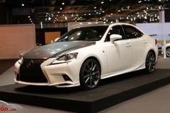 雷克萨斯发布IS特别版车型 限量售25台