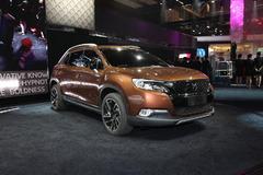 DS首款SUV内饰将发布 有望下半年上市