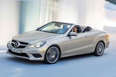 新款奔驰E级敞篷版上市 售71.8万元起