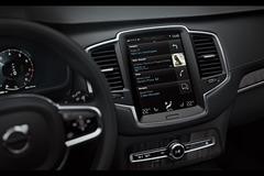 新沃尔沃XC90中控细节公布 更加智能化