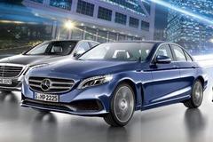 新一代奔驰E级最新效果图 2016年发布