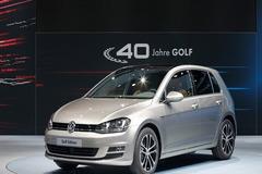 大众发特别车型 纪念高尔夫诞生40周年