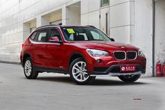 新款华晨宝马X1新增车型 售35.9万元