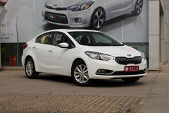 新款起亚K3本月24日上市 共推8款车型