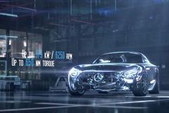 AMG全新4.0T V8引擎发布 明年将投放