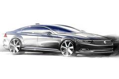 全新欧版帕萨特预告图 巴黎车展首发