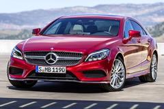 新款奔驰CLS级上市 售价71.8-186.8万元