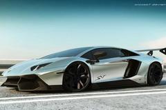 兰博基尼Aventador SV信息 即将推出