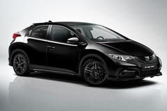 本田推思域黑色特别版车型 个性十足