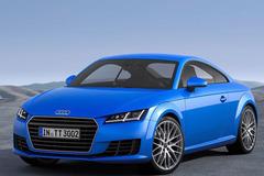 2015款奥迪TT售价公布 约合28.7万起