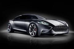 全新现代捷恩斯Coupe将搭5.0升发动机