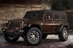 Jeep五年内将推三款换代车 牧马人领衔