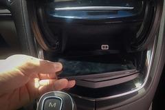 2015款凯迪拉克ATS新增无线充电技术
