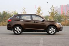 将上市自主涡轮增压SUV 最低7万元起