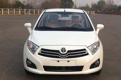 中华H230电动版申报图 预计明年上市