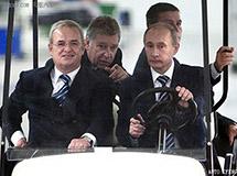 俄罗斯车市复杂 西方车企进退维谷