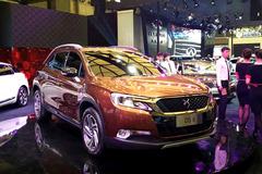 DS6浦东车展正式亮相 预计售价23万起