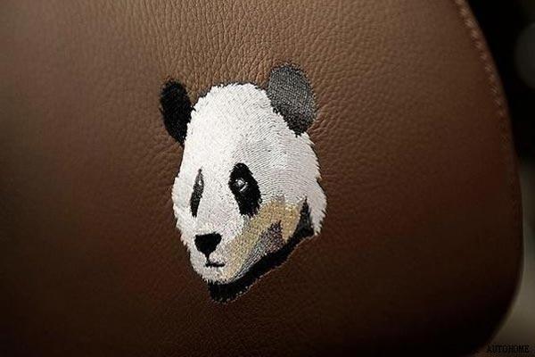 劳斯莱斯推熊猫限量版 成都车展发布