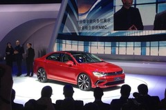 上海大众量产NMC引关注 成都车展首发