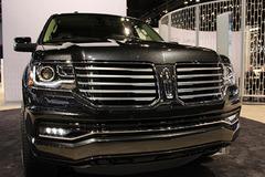 2017款林肯领航员车型将使用全铝车身