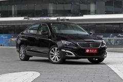 东风标致408增1.6T新车型 售16.17万