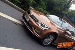 上海大众NMC定名凌渡 成都车展首发