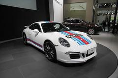 保时捷911赛车版发布 全球限量80台