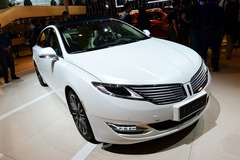 林肯MKC/MKZ两车型将于10月国内上市