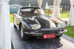 中国国际老爷车展之兰博基尼400GT