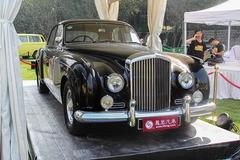 中国国际老爷车展之宾利S1