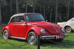 中国国际老爷车展之1976年大众甲壳虫