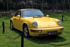 中国国际老爷车展之1988款保时捷964