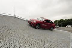 宝马xDrive智能全驱体验 全路况驾驶