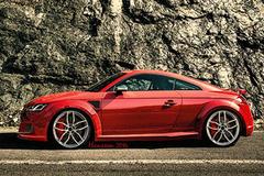 新奥迪TT RS信息曝光 将于两年内发布