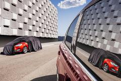 2015款福特C-MAX官图曝光 造型更动感