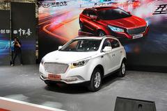 2014广州车展:新圣达菲售10.18万元起