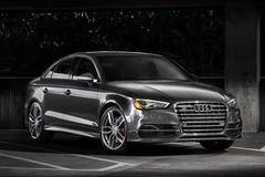 奥迪发布特别版S3车型 限量发售350台