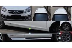 东南V6菱仕跨界版申报图 有望年内发布