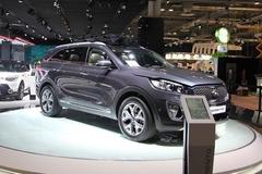 2014广州车展:全新索兰托L国内发布